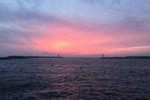 20160511城ケ島の夕暮れ
