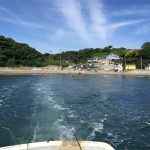 三浦半島金田湾の手漕ぎボート釣りで沈没しかけるの巻