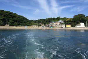 2016060513金田湾釣りの浜浦