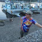 三浦半島金田湾のボート泳がせ釣りでマゴチとヒラメを狙ってみた