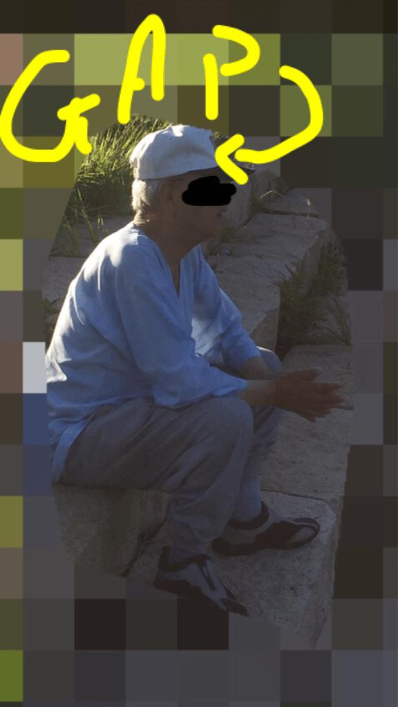20160808釣り場のナイスじいさん