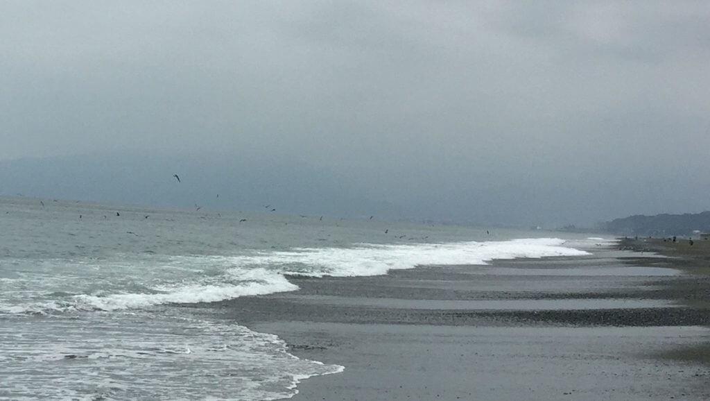 大磯ロングビーチ ショアジギング