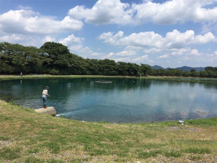 加賀フィッシング3号池