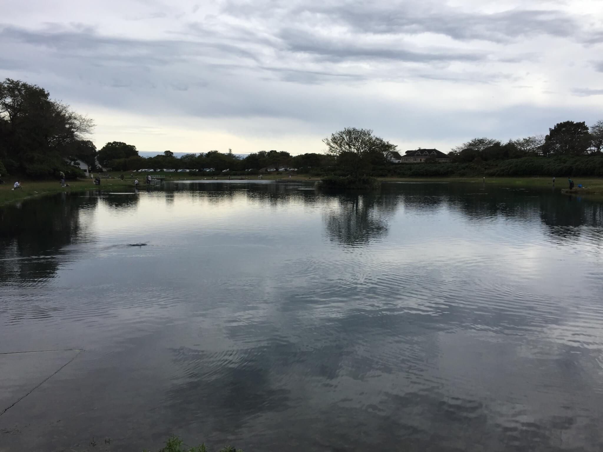 加賀フィッシング1号池