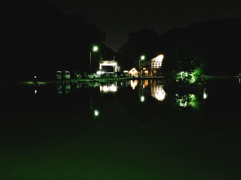 ベリーパーク王禅寺 クラブハウス