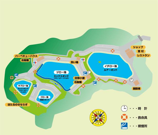 ベリーパーク 王禅寺 マップ