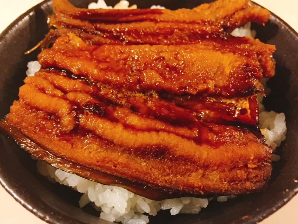 煮アナゴ丼