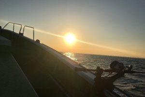 小網代湾から剣先沖へ