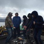 極寒の山中湖ドーム船ではじめてワカサギ釣りをしたときの話