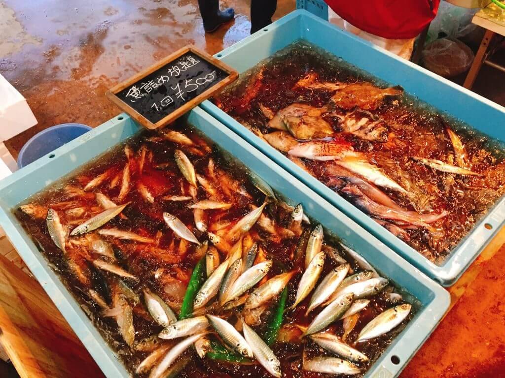 魚詰め放題