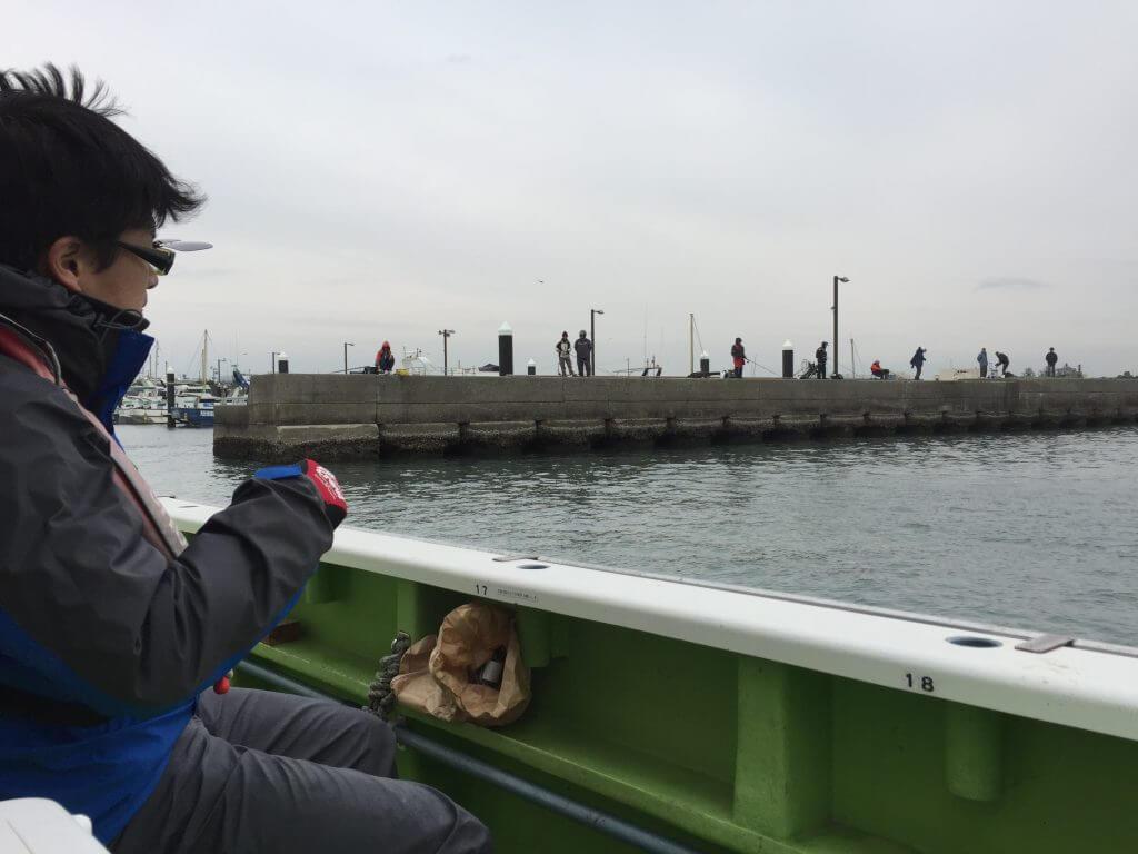 平塚新港、混んでますね。