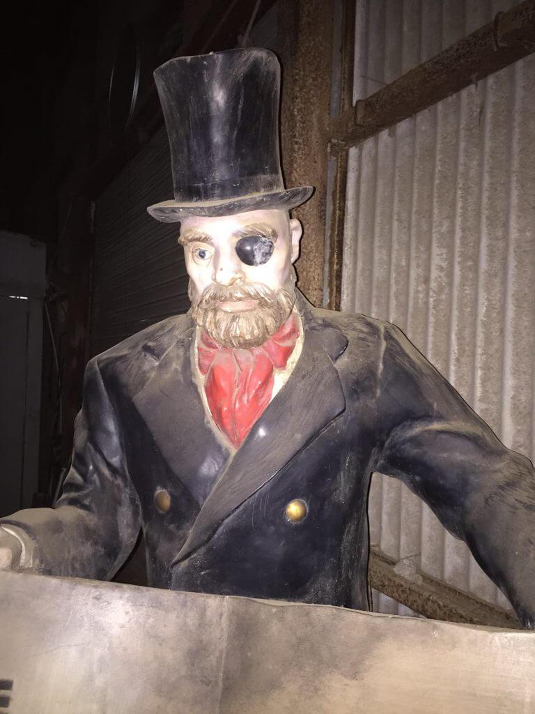 コリュッシュの人形