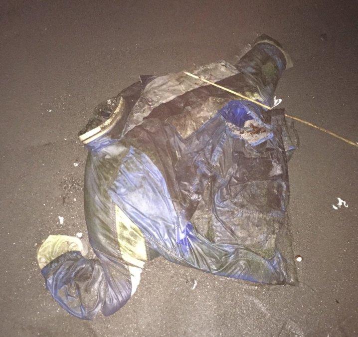 多摩川で水死体?