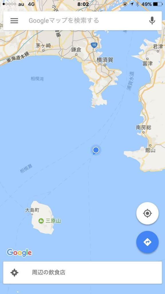 千葉洲崎沖