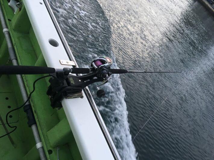 ヤリイカ釣りのタックル