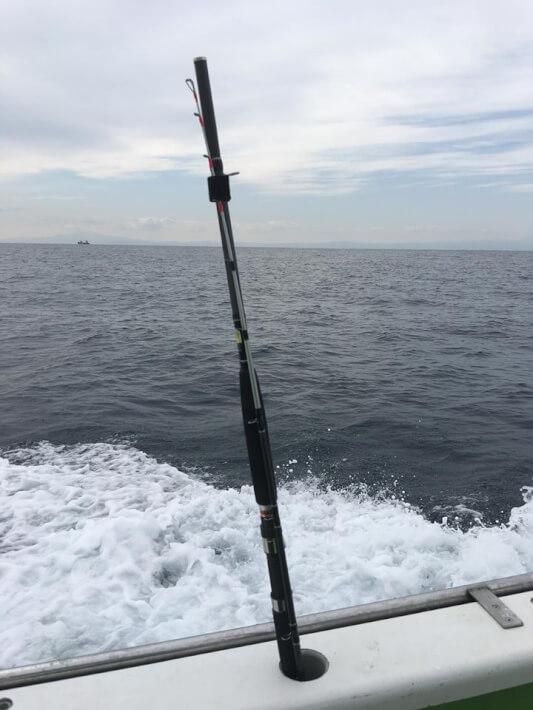 洲崎沖から小網代湾へ帰る