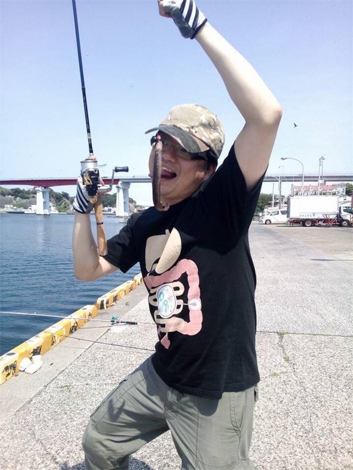 城ヶ島 釣り ギンポ コムコム