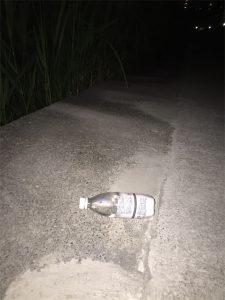 多摩川 ペットボトル釣り