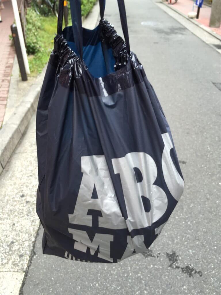ABCマート 中身はペットボトル仕掛け ウナギ釣り