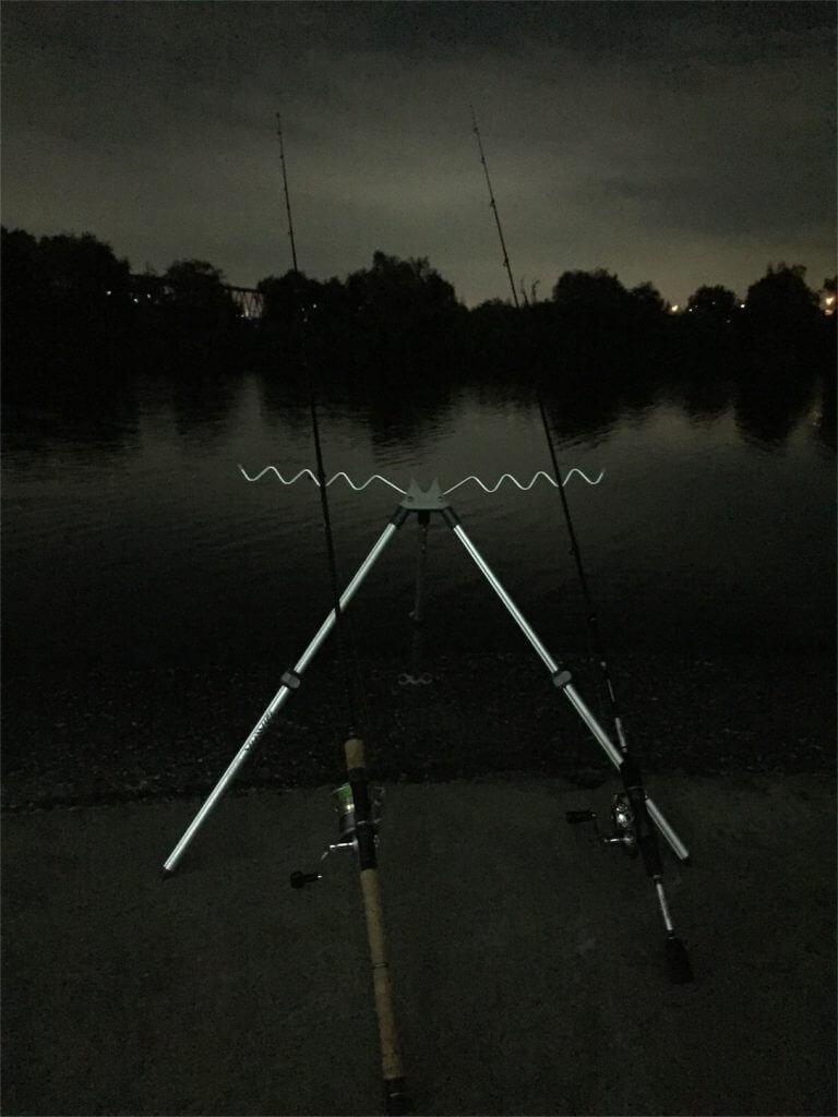 釣り初心者 ウナギ釣り