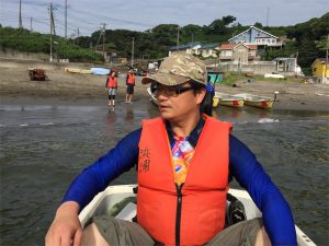 三浦半島 金田湾 ボート釣り 釣りDQN コムコム