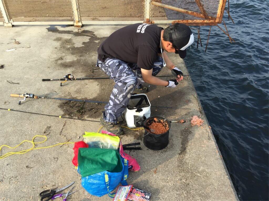 城ケ島 釣り コムコム