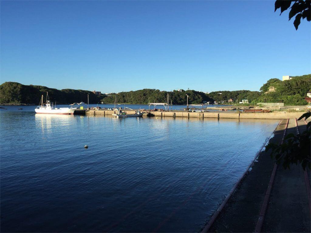 三浦半島 釣り 漁港釣り禁止