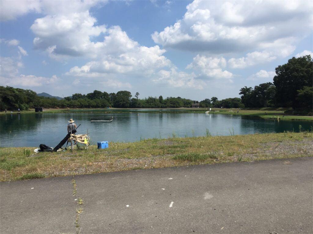 佐野市 加賀フィッシングエリア 3号池