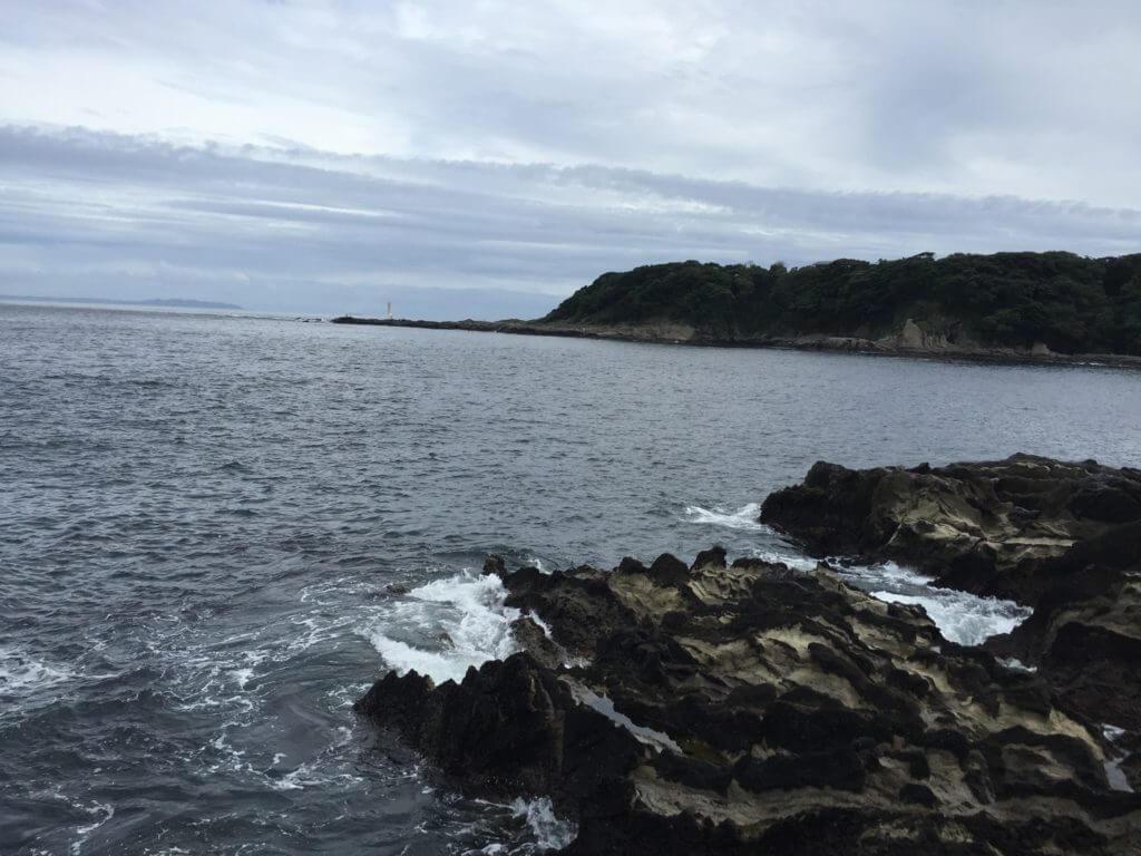 三崎口 釣り 堤防 外海
