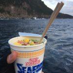 【釣り人向けアンケート4】釣り場で食べるカップヌードル、みんなはどの味が好き?