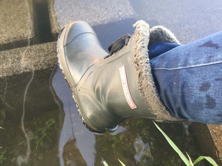 釣り 長靴