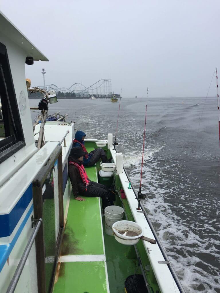 LTアジ釣り船