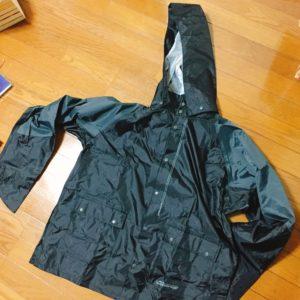 ワークマンの雨具