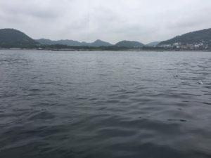 ボート釣り