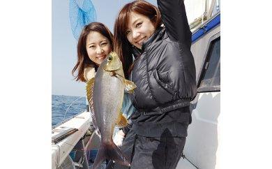 <神子元島> 船でのコマセ釣り夢の大物釣り半日体験