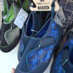 夏の船釣りをするときの靴を考えてみた(ギョサン・ベンサン・クロックス・ウォーターシューズ)