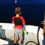 子供の夏休みの思い出に、やっぱりシロイカエギング!【カリブの近海賊さんからの寄稿】