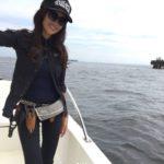 【芸能人と釣り】工藤静香、次女と2人で釣りをしたinsta画像を公開!