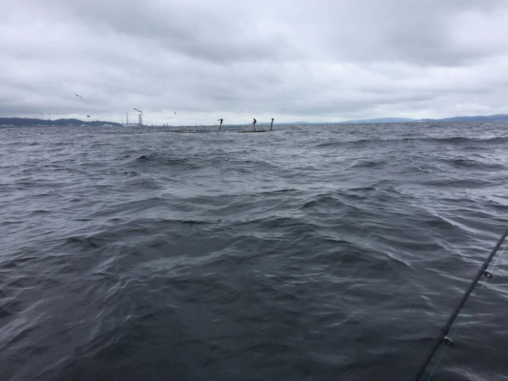 神奈川 手漕ぎボート  釣り