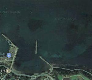 釣場 Googleマップ