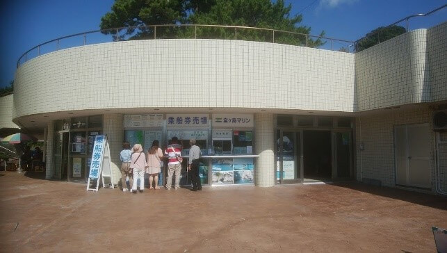 堂ヶ島クルーズ