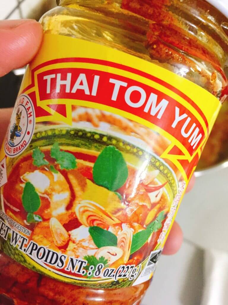 トムヤムペースト