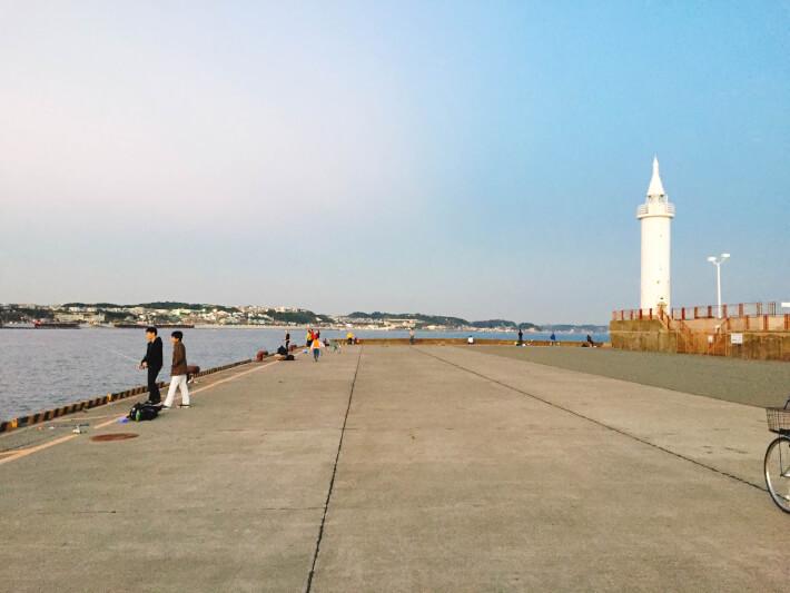 江ノ島湘南大堤防