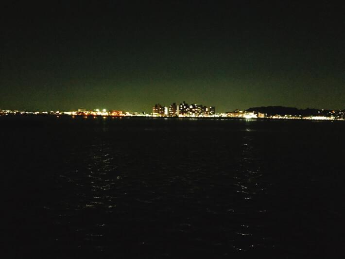 江ノ島の釣り場