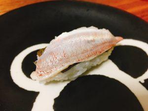 カナガシラ寿司