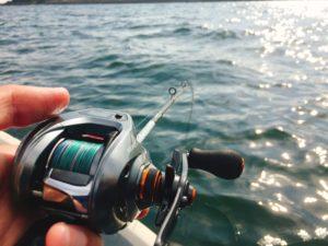 金田湾のボート釣り