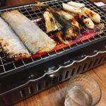 イワタニの炉ばた焼器『炙りや』が便利すぎる!自家製干物をこんがりうまい