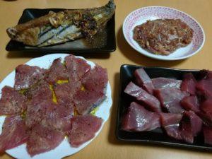 カツオ料理