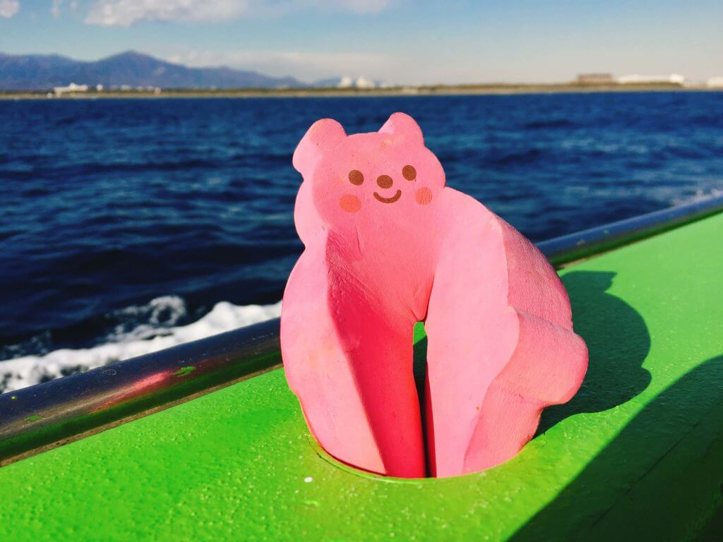 ピンクくまちゃん