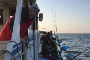 船釣り内の様子